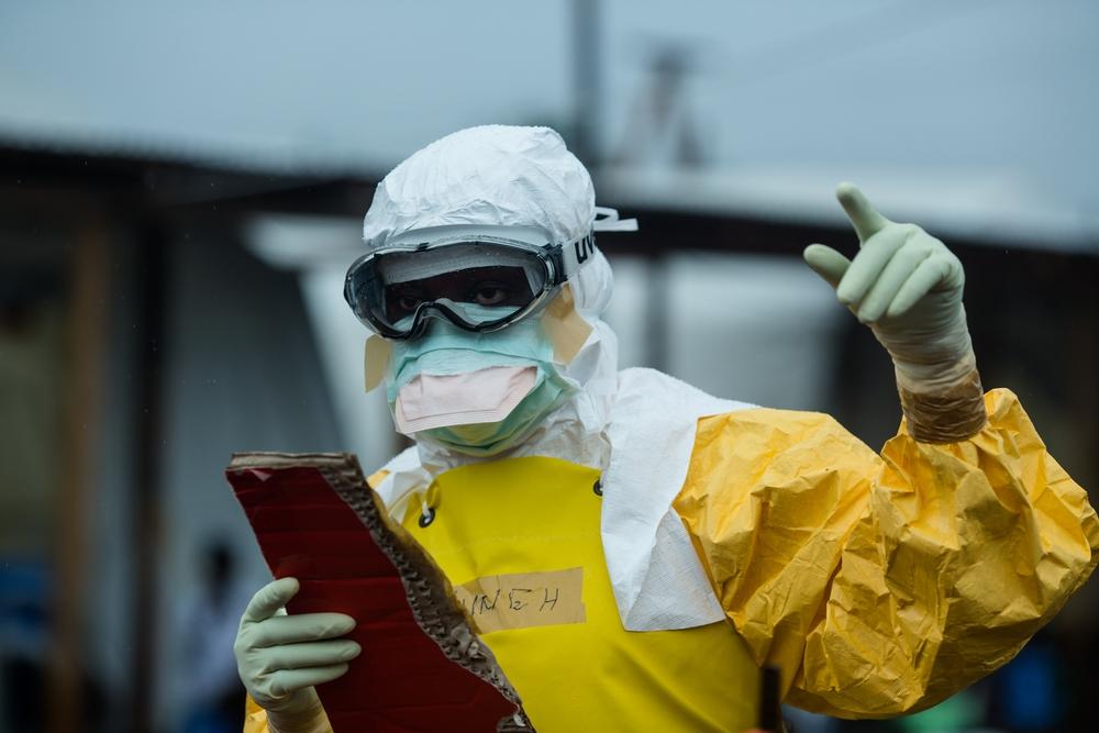 S obrovským nasazením pracují v Africe Lékaři bez hranic. Podle WHO, počet obětí eboly v západní Africe vzrostl na 3439 z celkového počtu 7492 nakažených. Foto: Lékaři bez hranic