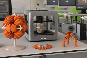 Není asi nic, co by 3D tiskárna nedokázala vytisknout. Dokonce i nádory. Foto: Dexler University