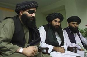 Koho by napadlo, že tito talibánští pašáci budou potřebovat cvokaře? A potřebovali. Foto: MHPBooks