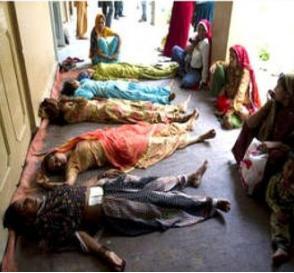 Úmrtí žen, které se nechaly sterilizovat, šokovaly nejen Indii. Foto: Wdn.com