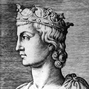 Fridrich II. (1194 – 1250) se snažil zjistit, jakou řečí se mluvilo v ráji. Foto: Archiv autora