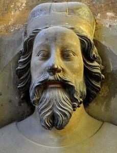 """Václav Lucemburský (1337 - 1383), asi nejznámější """"česká"""" oběť lepry. Foto: Wikipedia"""