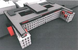 FN Olomouc - budova Františka Josefa