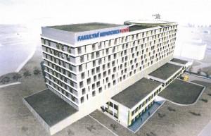 FN Plzeň – pavilon chirurgických oborů