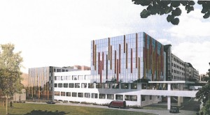 IKEM Praha – budovy G1 a G2
