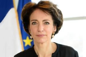 Francouzská ministryně zdravotnictví, sociálních věcí a pro práva žen Marisol Touraineová