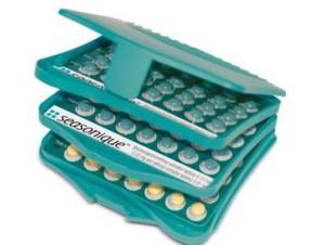 """Seasonique umožňuje ženám """"menstruovat"""" pouze jednou za čtvrt roku, aniž by docházelo k výrazným hormonálním výkyvům."""