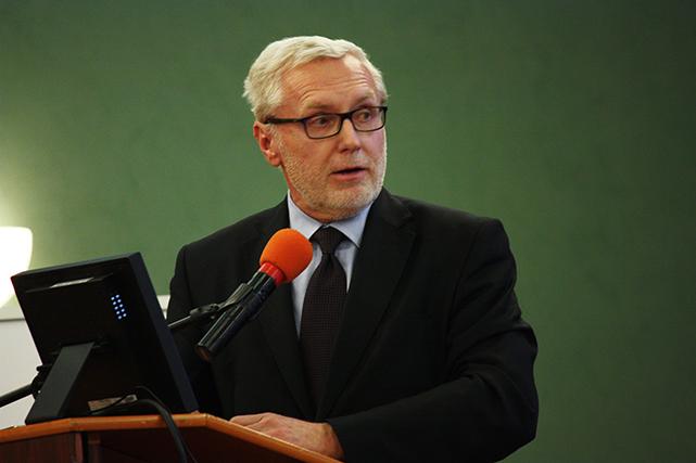 Profesor Vyzula na podzimním sjezdu České lékařské komory narazil u prezidenta Kubka, když rozvíjel myšlenku spoluúčasti.