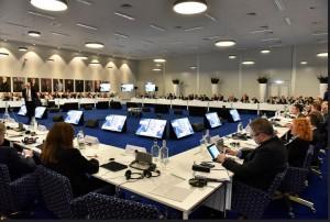 Nizozemí si dalo na konferenci záležet, konala se za účasti ministrů zdravotnictví zemí EU.