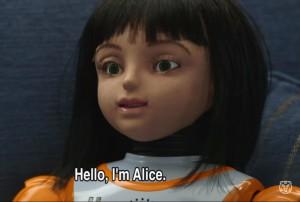 Ahoj, já jsem Alice!