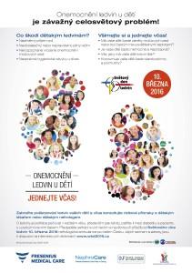 Plakát ke Světovému dni ledvin.