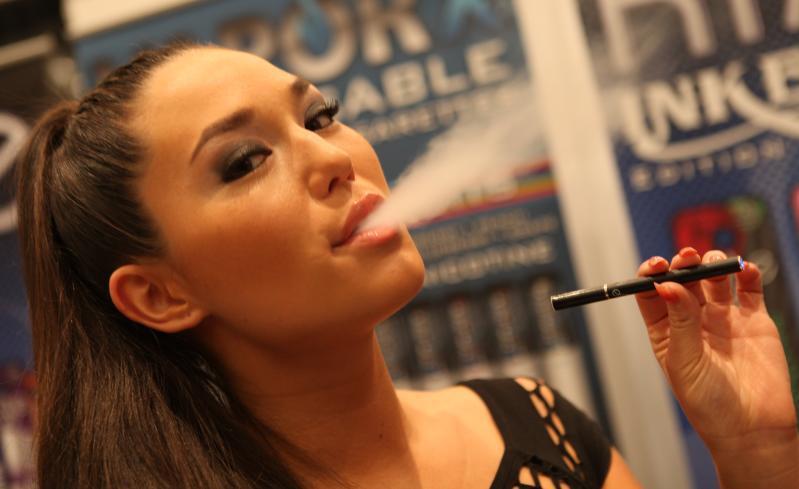 extrémně horké kouření