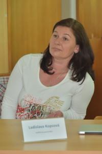 Pacientka Ladislava Kopsová