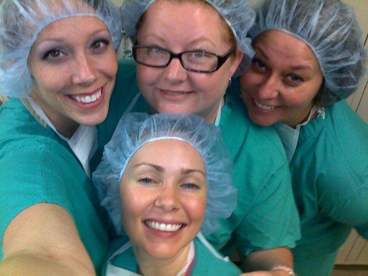 Sestřičky z Grady Hospital v Atlantě, hlavním městě státu Georgia. Foto: Flickr
